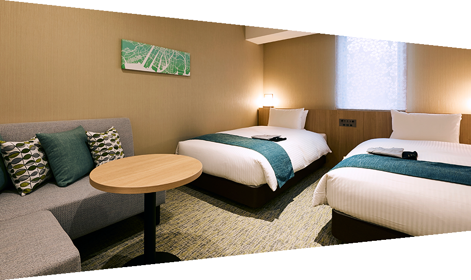 Our guest rooms are designed to offer premium comfort and luxury.